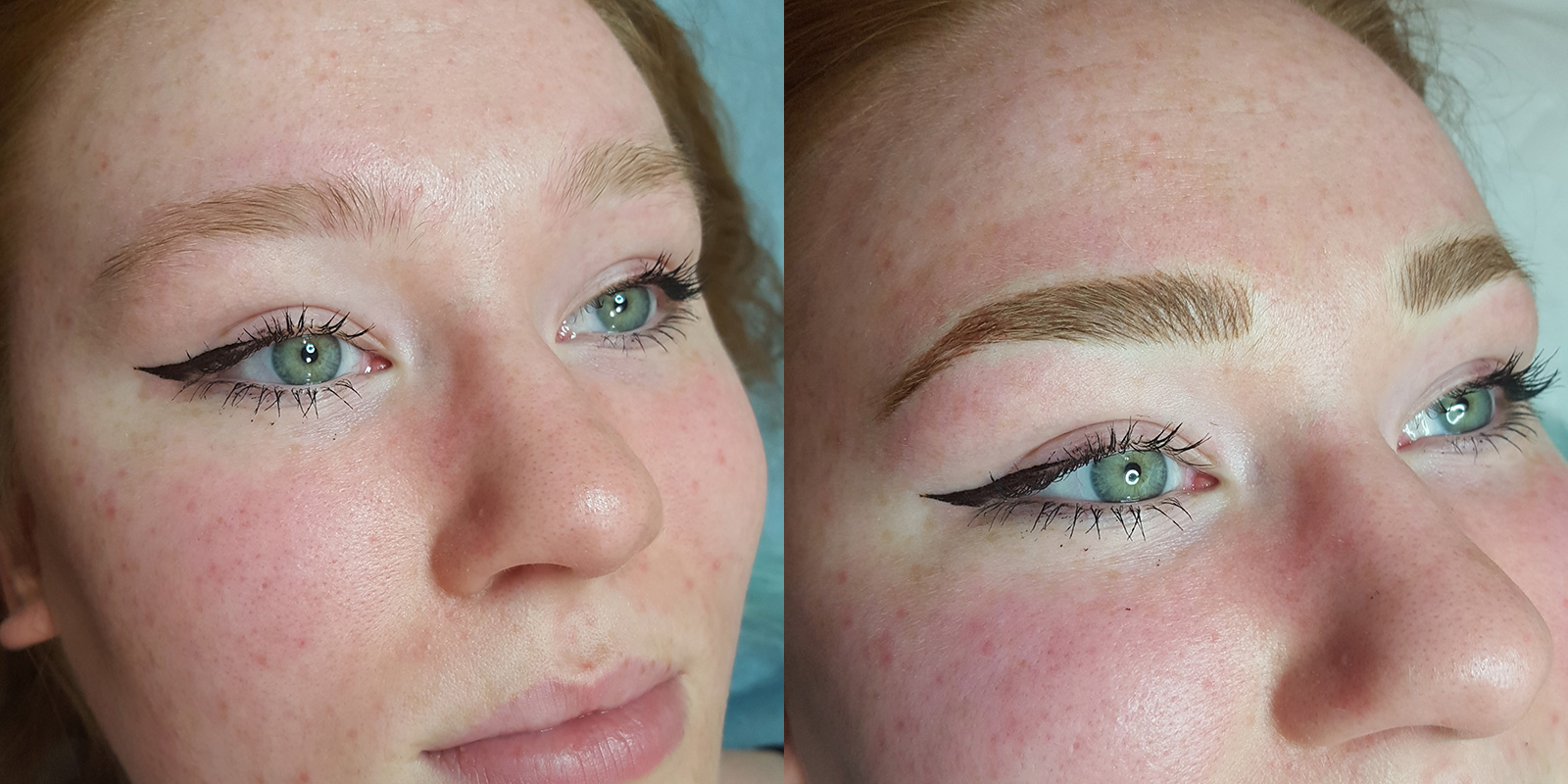 Permanent-Eyebrows-Claire-Before-After